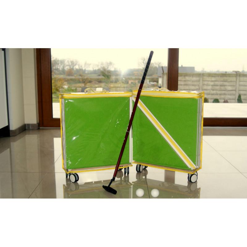 Copa de aluminio para minigolf y putting green