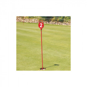 Bolas de Mini Golf Standard rojo